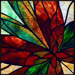 Stained Glass by Julie Rutherford